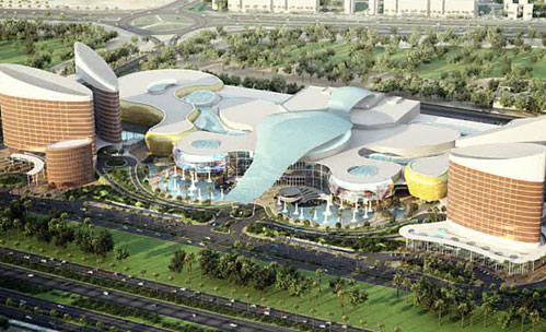 Cleopatra Group - Shopping Malls